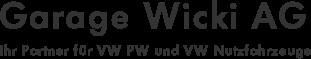 Garage Wicki AG Logo
