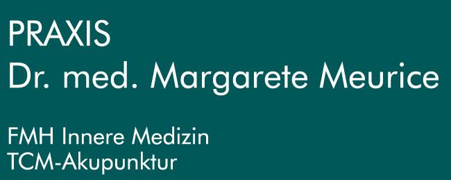 PRAXIS Dr. med. Margarete Meurice Logo