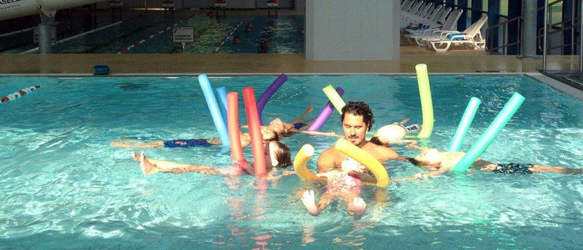 Schwimmkurse im Gitterlibad