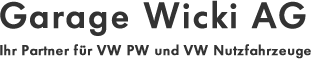 Garage Wicki AG Logo