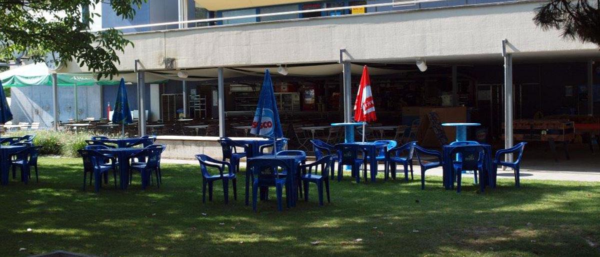 Unser Restaurant im Gartenbad